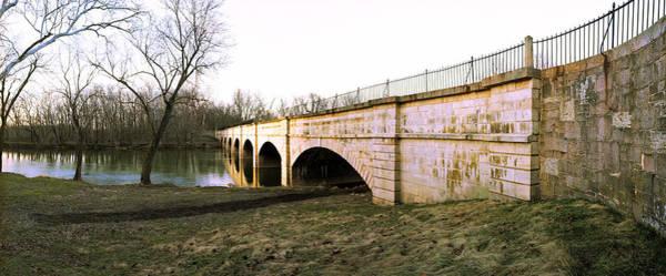 Monocacy Wall Art - Photograph - Monocacy Aquaduct by Jan W Faul