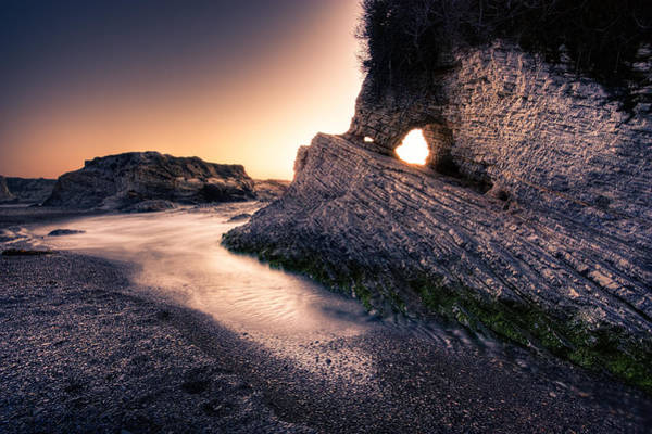 Wall Art - Photograph - Montana De Oro After Sunset by Matt  Trimble