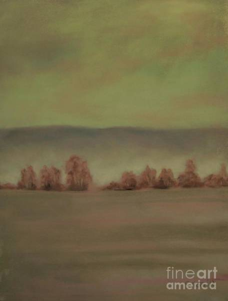Wall Art - Painting - Montana Landscapes II by Sabina Haas