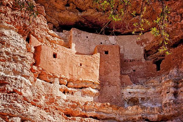 Photograph - Montezuma's Castle Redeux by Tom Singleton