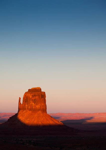 Wall Art - Photograph - Monument Valley Sunset by Dave Bowman