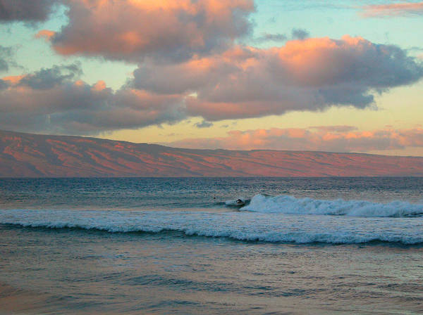 Photograph - Morning In Maui by Lynn Bauer