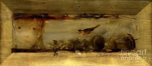 Wall Art - Painting - Morning by Svetlana and Sabir Gadzhievs