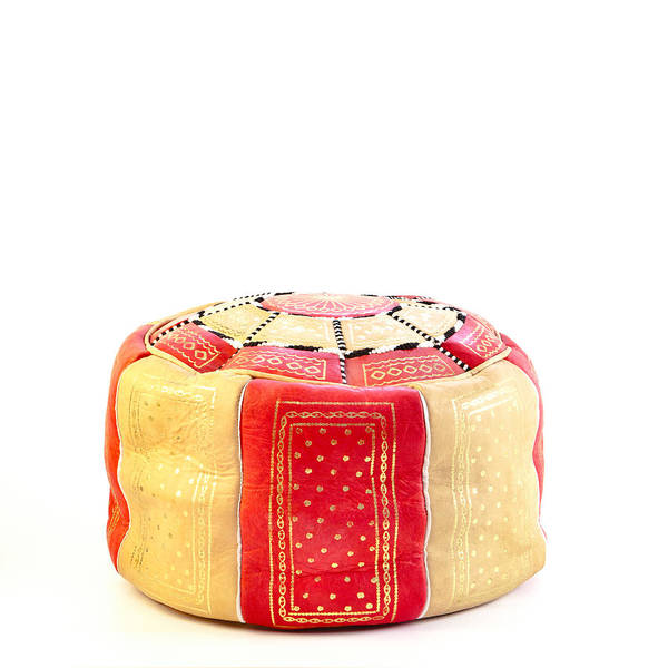 Comfort Photograph - Moroccan Cushion by Tom Gowanlock