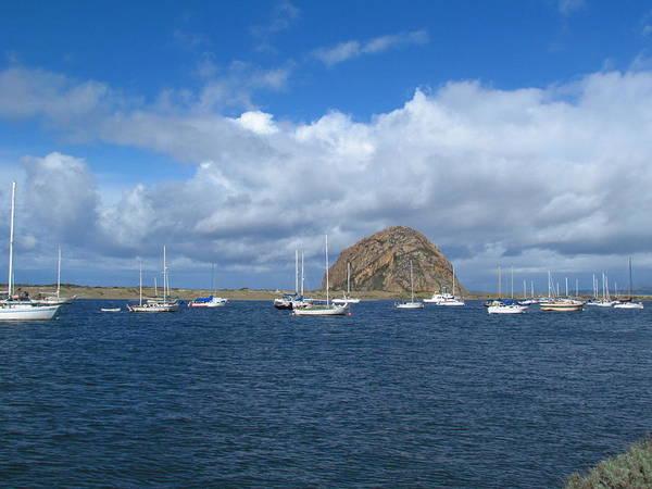 Photograph - Morro Bay by Tony and Kristi Middleton