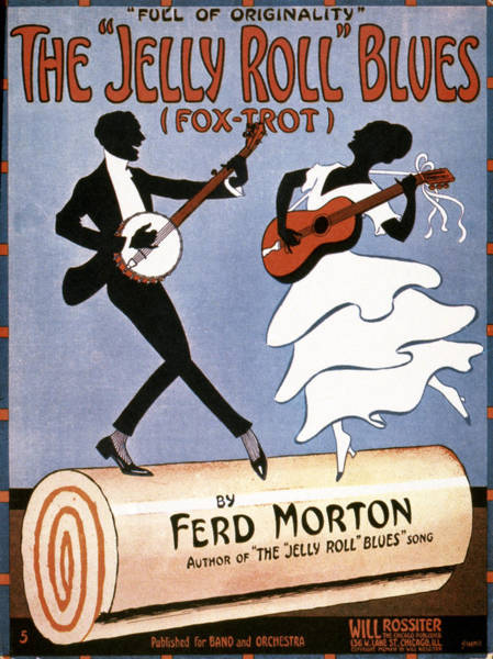 Photograph - Morton: Sheet Music by Granger