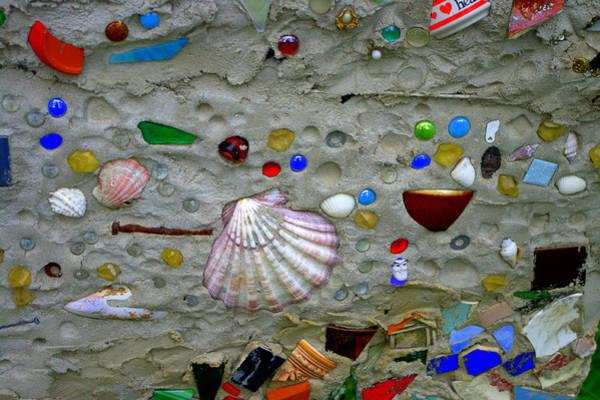 Jewelery Photograph - Mosaic Art Wall 4 by Jack Camden