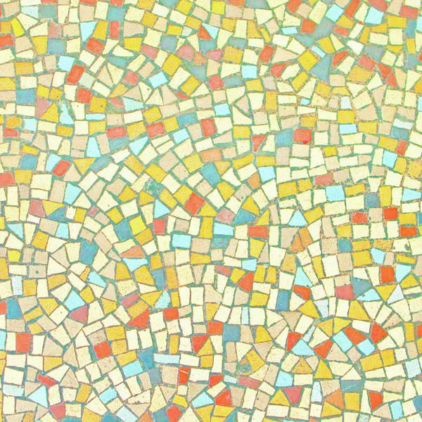 Wall Art - Photograph - Mosaic Background by Tom Gowanlock