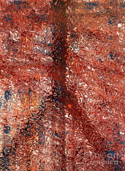 Digital Art - Mosaic Peace by Robert Haigh