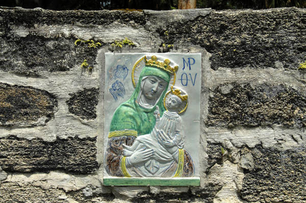 Wall Art - Photograph - Mother Of Perpetual Help by David Lee Thompson