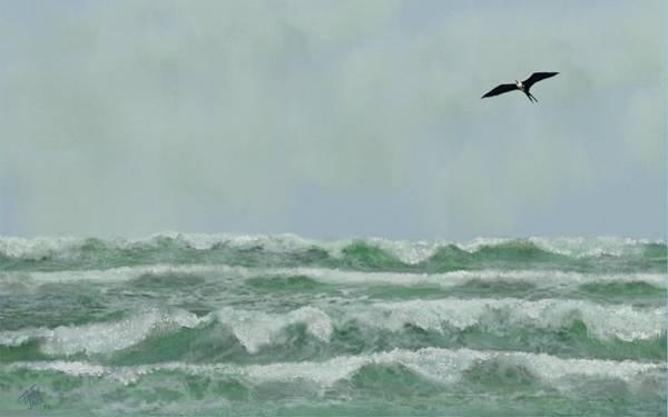 Digital Art - Motion And Flight by Tony Rodriguez