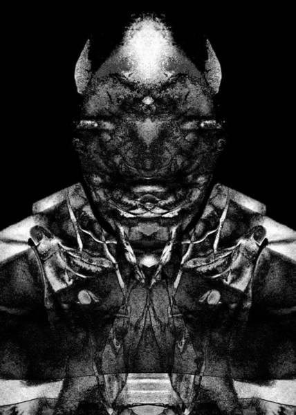 Photograph - Motley Beast by David Kleinsasser