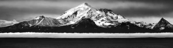 Wall Art - Photograph - Mount Drum On A Ribbon Of Cloud by Steven Wynn