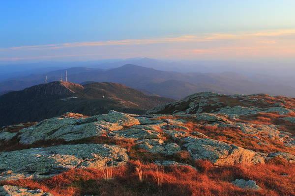 Smugglers Notch Photograph - Mount Mansfield Alpine Zone by John Burk