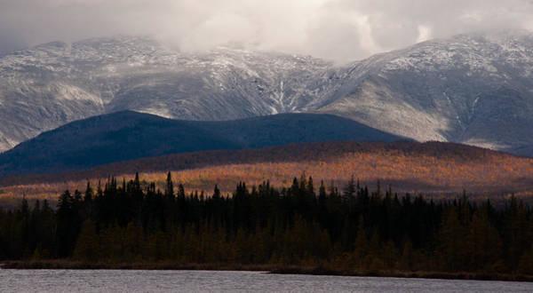 Photograph - Mount Washington Majesty by Nancy De Flon