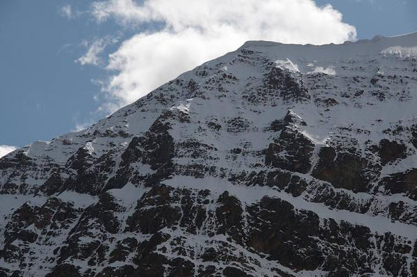 Photograph - Mountain Closeup 2 by David Kleinsasser
