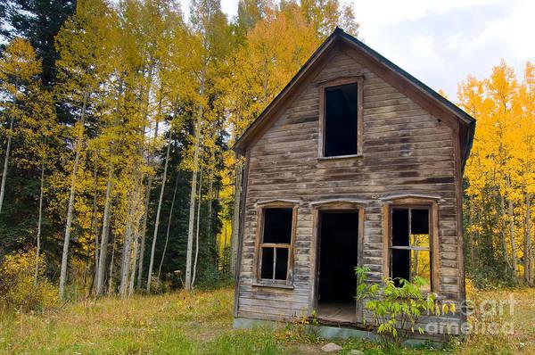 Photograph - Mountain Home by Steve Stuller
