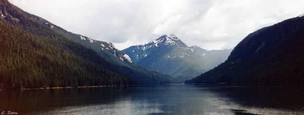Photograph - Mountain Lake by C Sitton