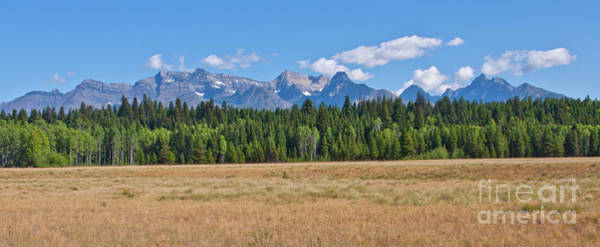 Photograph - Mountains Majesty by Katie LaSalle-Lowery