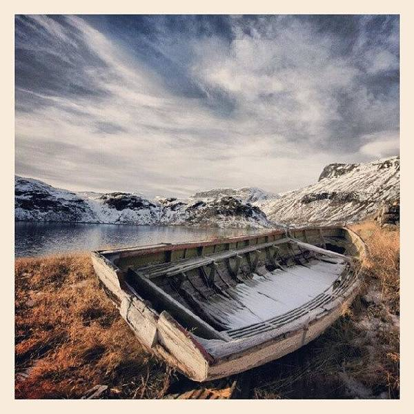 Sweden Wall Art - Photograph - Moutain Treasure #mountain #nature by Thomas Berger