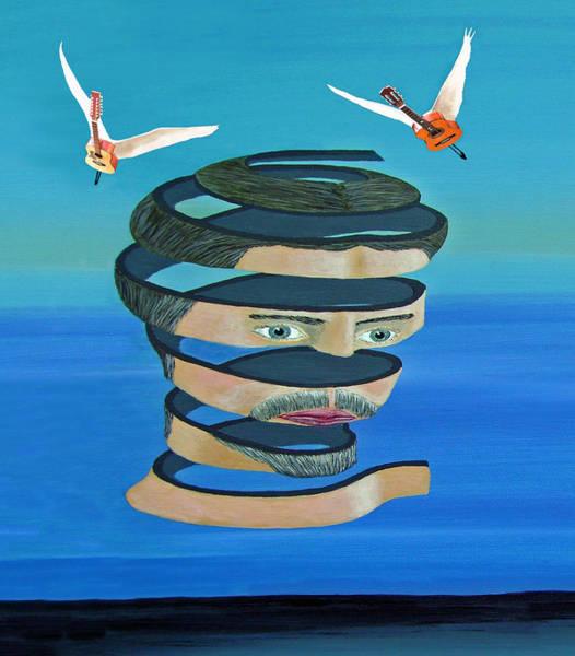 Digital Art - Mr Blue Sky by Eric Kempson
