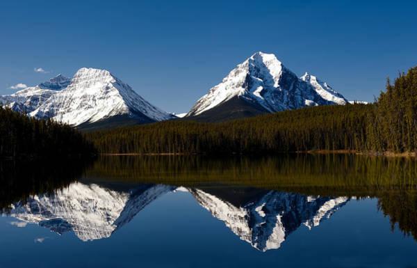 Blye Photograph - Mt Christie-fryatt by Kenneth Blye