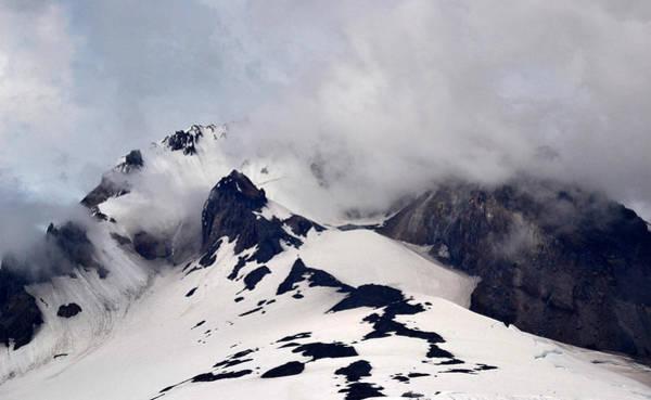 Photograph - Mt. Hood by Matt Hanson