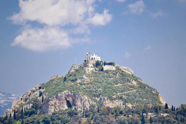 Photograph - Mt Lycabettus by Theodore Jones