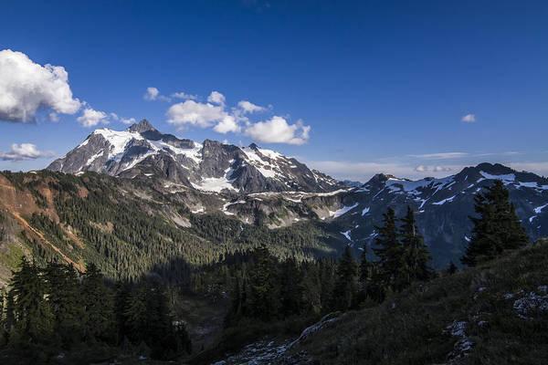 Photograph - Mt Shuksan by Albert Seger