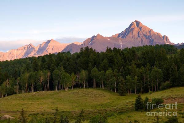 Photograph - Mt. Sneffles by Steve Stuller