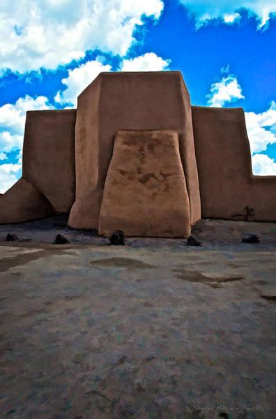 Digital Art - Mud And Straw by Charles Muhle
