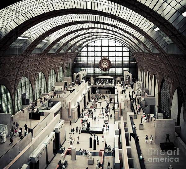 Musee D'orsay II Art Print