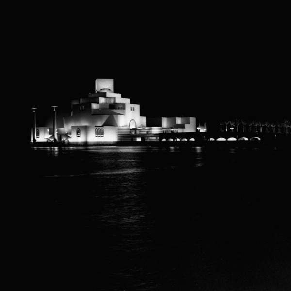 Photograph - Museum Of Islamic Art In Doha by Paul Cowan