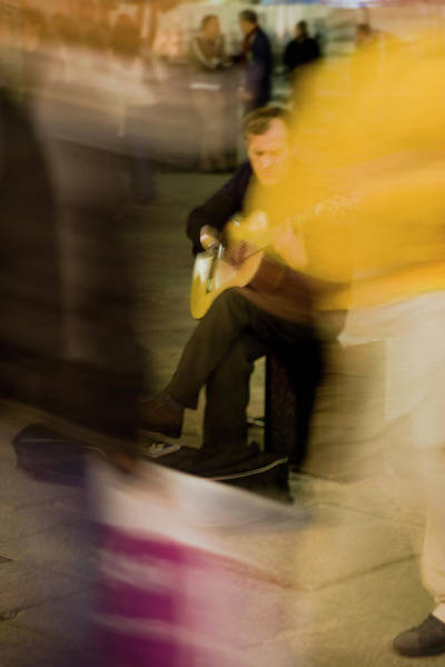 Photograph - Music In The Flow Of Motion by Lorraine Devon Wilke
