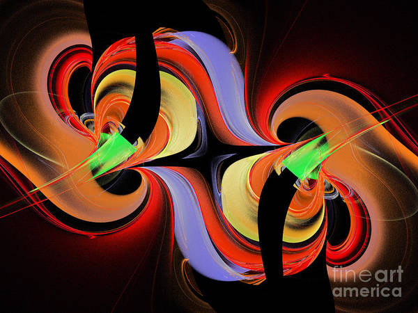 Wall Art - Digital Art - Music To My Ears by Andee Design