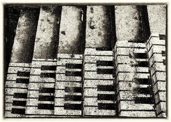 Hakon Photograph - Musical Scale by Hakon Soreide
