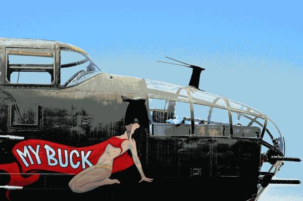 Wall Art - Photograph - My Buck by Fraida Gutovich