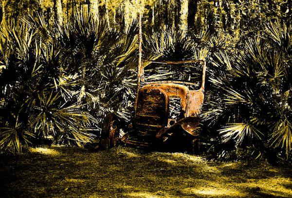 Photograph - My Car by Randy Sylvia