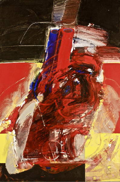 Painting - My Ism Aneurysm  by Cliff Spohn