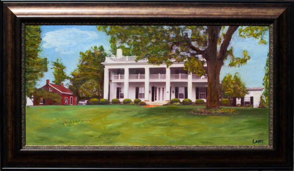 Mixed Media - My Old Kentucky Home by Banning Lary