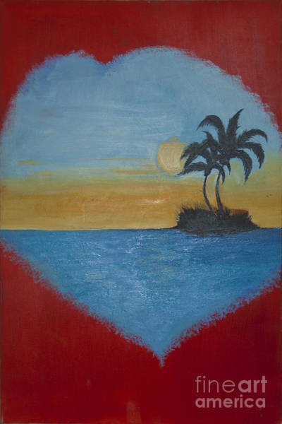 Painting - My Secret Love Affair by Tom Luca