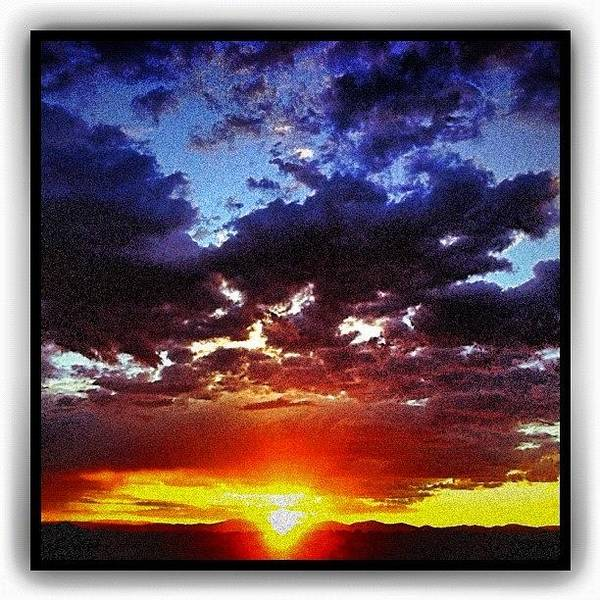 Fineart Wall Art - Photograph - My Sunset View by Paul Cutright
