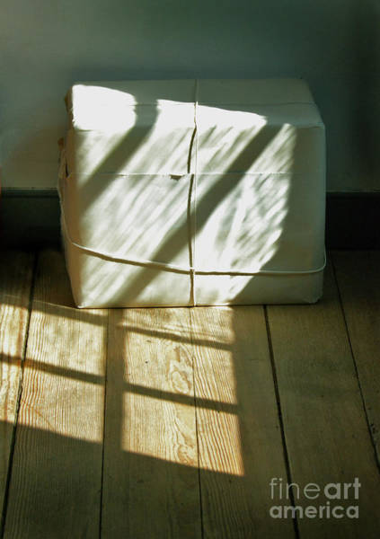 Unopened Wall Art - Photograph - Mysterious Package by Jill Battaglia