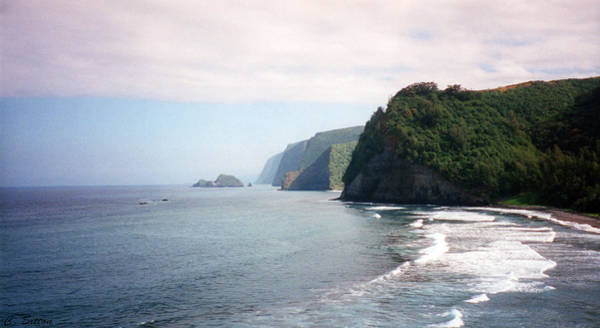 Photograph - Na Pali Coast by C Sitton