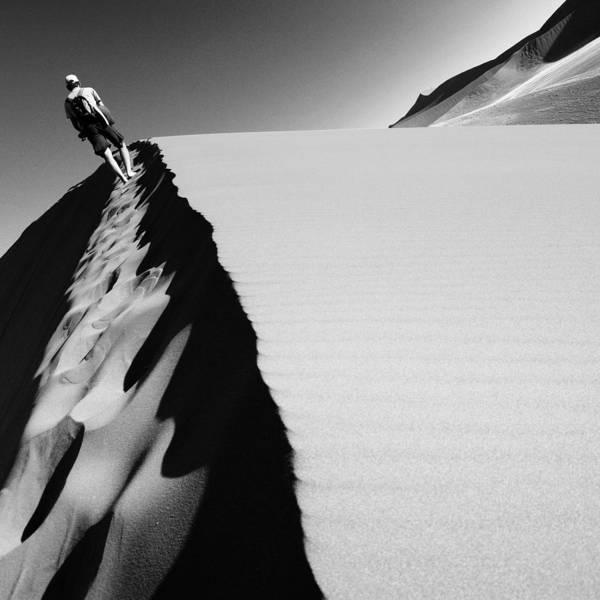 Sossusvlei Photograph - Namibia Dune Hopper by Nina Papiorek