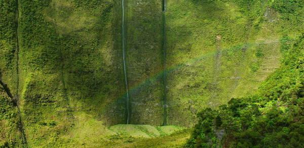 Wall Art - Photograph - Napali Rainbow by Stephen  Vecchiotti