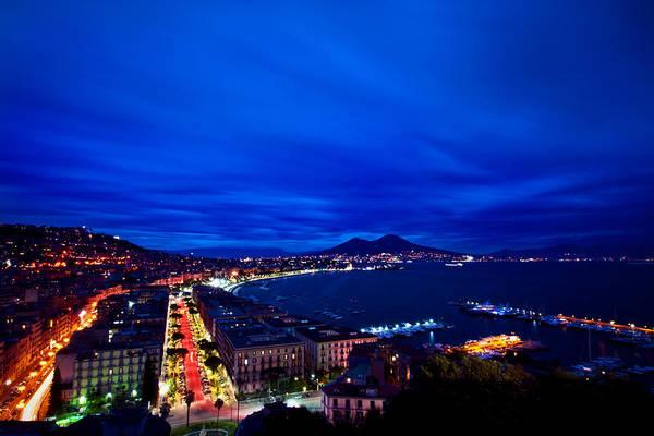 Cielo Wall Art - Photograph - Naples by Stefano Termanini