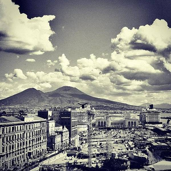 Wall Art - Photograph - Napoli by Gianluca Sommella