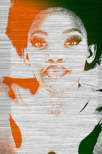 African American Woman Wall Art - Photograph - Natasha by Naxart Studio