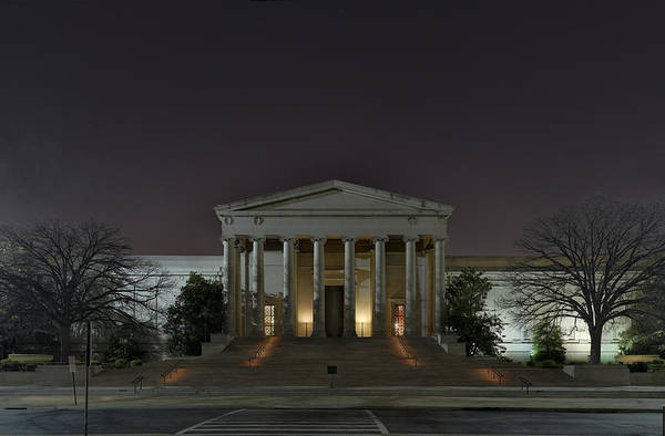 Photograph - National Gallery Of Art by Metro DC Photography